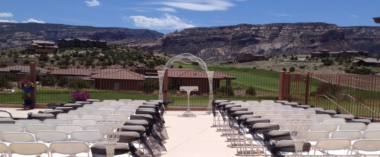 Redlands mesa wedding
